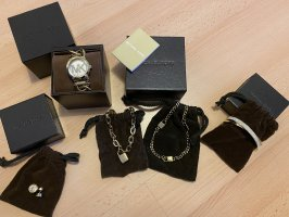 Michael Kors Collier zwart-goud