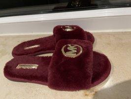 Michael Kors Schuhe Hausschuhe