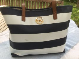 Michael Kors Shopper, maritim,