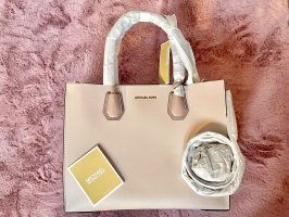 Michael Kors Shopper blanc-rosé