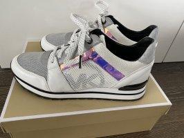 Michael Kors Sneaker stringata bianco