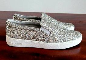 Michael Kors Sneaker silber Gr.36.5 NEU