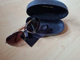 Michael Kors Aviator Glasses gold-colored