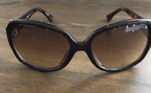 Michael Kors Gafas de sol cuadradas marrón oscuro