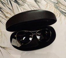Michael Kors Gafas de piloto marrón-negro-color oro