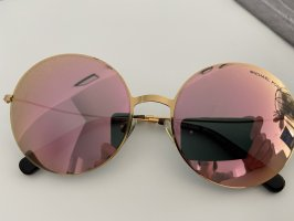 Michael Kors Sonnenbrille Gold/Pink