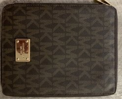 Michael Kors Tablet Case Braun/Gold TOP