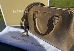 Michael Kors Handbag gold-colored