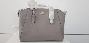 MICHAEL KORS Tasche Ciara LG Satchel Saffiano Leder in grau