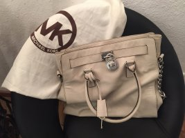 Michael Kors Handbag oatmeal leather