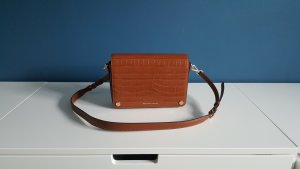 Michael Kors Tasche Jet Set Full Flap Xbody Chestnut