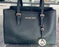 Michael Kors Tasche Jet Set Tote Bag schwarz ungetragen