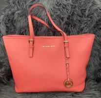 Michael Kors Tasche pink Michael Kors Tasche Korallenrot