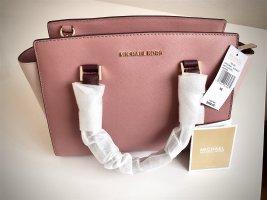 Michael Kors Tasche Selma Rose Multi MD TZ Satchel Leather
