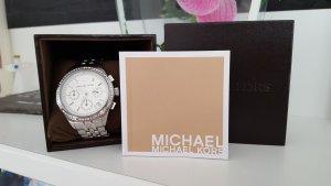 Michael Kors Zegarek analogowy srebrny