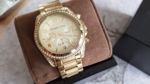Michael Kors Uhr Gold Original