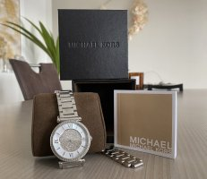 Michael Kors Montre analogue argenté