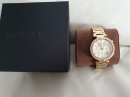 Michael Kors Self-Winding Watch gold-colored