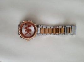 Michael Kors Uhr silber und rosegold
