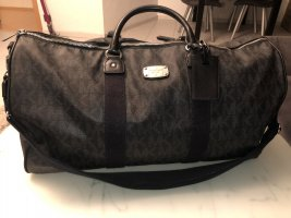 Michael Kors Borsa da weekend antracite-nero Finta pelle