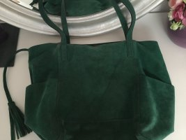 Michael Kors Tote forest green leather