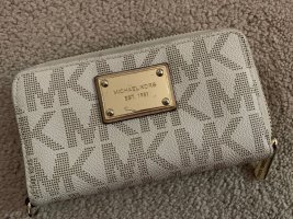 Michael Kors Mobile Phone Case natural white-silver-colored
