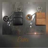 Mini Geldtasche Schlüssel Anhänger