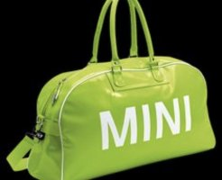 Mini Travel Bag meadow green