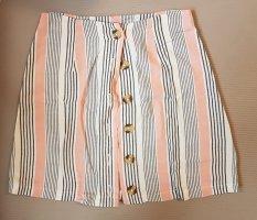 Ckh Miniskirt multicolored viscose