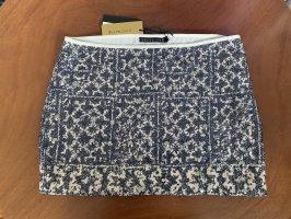 Berenice Miniskirt oatmeal-blue