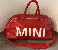 Mini Travel Bag red