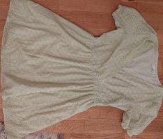 by clara Paris Mini Dress lime yellow