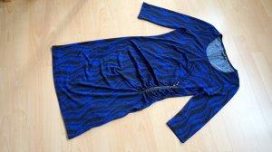 BODY FLIRT Sukienka z dżerseju ciemnoniebieski Poliester