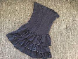 Minikleid in Jeansfarben