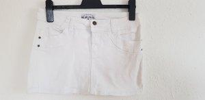 Sublevel Mini-jupe blanc