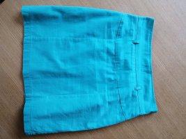 17&co Mini-jupe turquoise