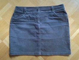 Street One Mini-jupe taupe-gris brun