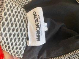 American Retro Ołówkowa spódnica czarny-biały