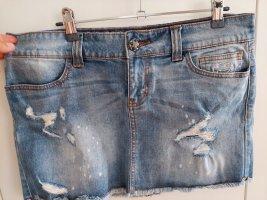Harley Davidson Miniskirt azure-cornflower blue