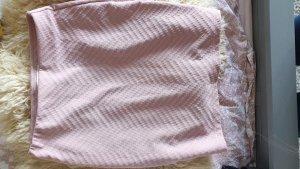 Amisu Stretch rok stoffig roze