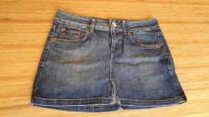 Minirock Rock Jeans