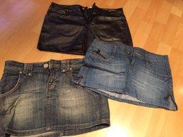 Minirock-Set Zara für den Sommer, Gr. S