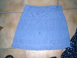 Tom Tailor Miniskirt azure
