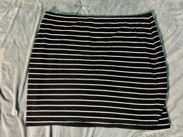 Athmosphere Spódnica mini czarny-biały
