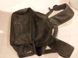 Mini sac gris brun