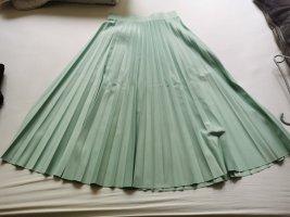 New Yorker Plisowana spódnica turkusowy