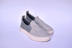 Mintgrüne Sneaker/Slipper Esprit