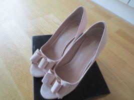 Miss KG, High Heels, rosé-gold, Gr. 37, nur 1x getr., 10cm Absatz