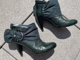 Miss Sixty Low boot vert forêt-vert foncé