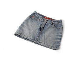 "Miss Sixty Mini Jeansrock ""Sharon"" Gr.M"